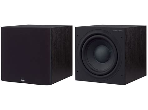 b w asw 610 b w asw610 subwoofers user reviews 4 4 out of 5 2 reviews audioreview