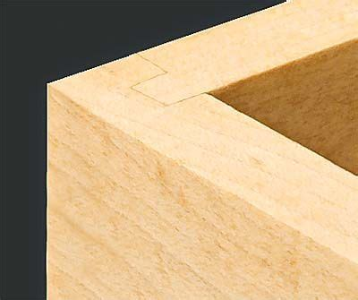 tongue  dado joint woodsmith tips