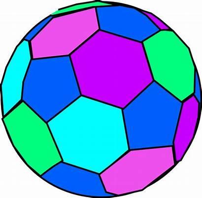 Ball Clipart Clip Cliparts Transparent Soccer Clker