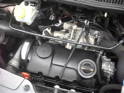 vw t5 motor vw transporter t5 2006 2010 1 9 tdi brr brs complete engine only 53k