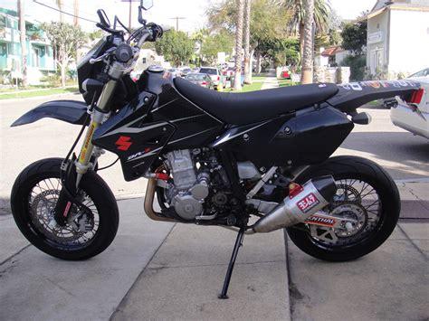 Suzuki Drz 400 Supermoto 2009