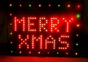 make your own animated led christmas sign embedded lab