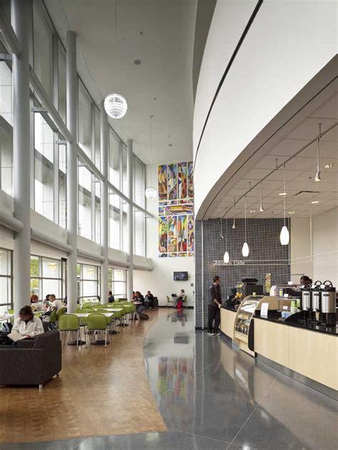 cleveland state university student center ohio  architect