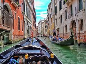 Take A Gondola Ride In Venezia  U2013 World Wanderista