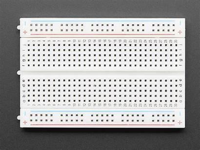 Breadboards Beginners Diagrams Guide Beginner Breadboard Adafruit