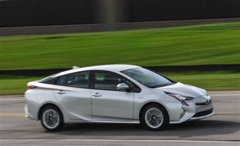 2017 Toyota Prius Three Touring Has Been Improved