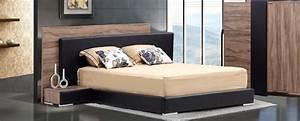 Modele De Chambre A Coucher Moderne : modele chambre a coucher ~ Melissatoandfro.com Idées de Décoration