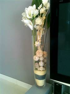 Grand Vase En Verre : les 25 meilleures id es de la cat gorie grand vase deco sur pinterest faire soi m me guirlande ~ Teatrodelosmanantiales.com Idées de Décoration