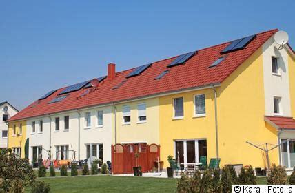 Reihenhaus Treppenhausstauraum Genutzt by Durch Eine 214 Lheizung Mit Solar Die Heizkosten Nachhaltig