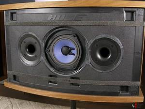 Sold     Bose 901 Series Vi And Matching Eq  Origingal