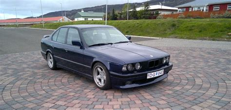 My '88 535i Has Got A New Style For This Summer