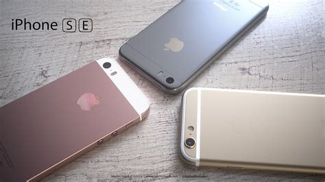 apple unveils new iphone se apple s new iphone se will look like this or this or