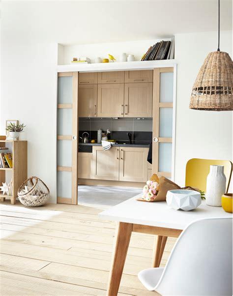 cacher cuisine ouverte cuisine ouverte ou fermée plus besoin de choisir