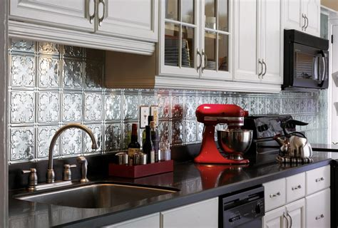 tin tiles for kitchen backsplash tin backsplash tiles armstrong ceilings residential 8529