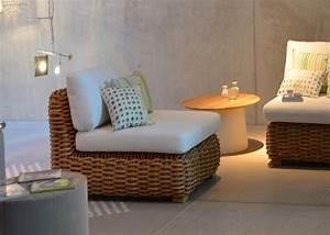 Fauteuil Exterieur Osier : fauteuil osier synth tique tr s tendance springfield chez ~ Premium-room.com Idées de Décoration