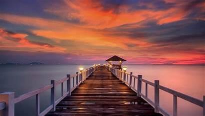 Romantic Sunset Jooinn Landscape