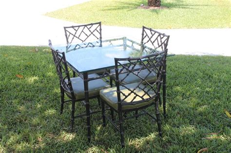 Phyllis Morris Patio Set Dining Chairs And Table Faux. Patio Stones Uneven. Patio Com Wicker. Patio Furniture Encino. Patio Or Deck What Is Better. Patio Builders Plainfield Il. Patio Bar Decor. Stone Patio Raised. Patio Paver Wall Ideas