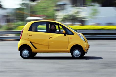 Tata's Nano, The World's Cheapest Car, Is Sputtering