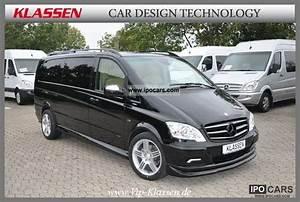 Viano V6 : 2011 mercedes benz viano 3 5 v6 classes vip rhd car photo and specs ~ Gottalentnigeria.com Avis de Voitures