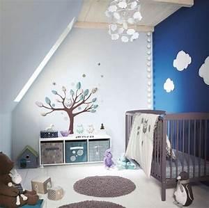 39 idees inspirations pour la decoration de la chambre With idee chambre bebe garcon