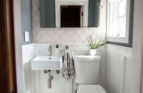 fish scale tiles  unusual choice  homes  personality