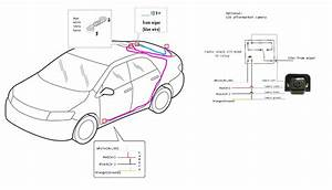 2012 Toyota Tundra Backup Camera Wiring Diagram