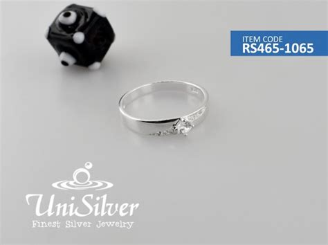 rings gt ring gt rs465 1065 silver jewelry philippines unisilver net