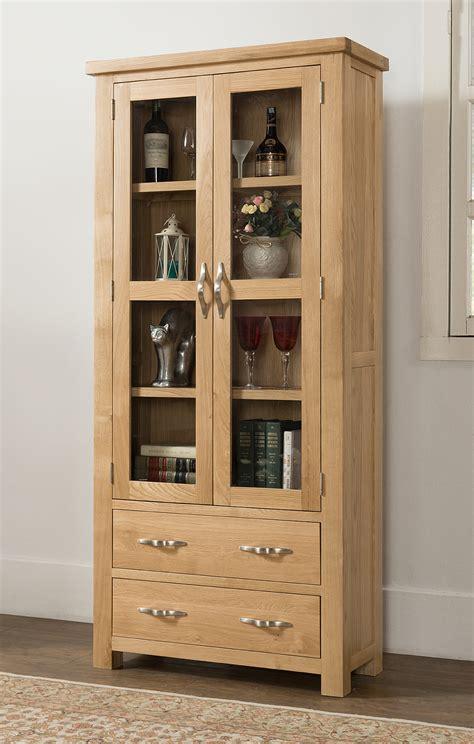 Display Cabinet by Large Display Cabinet 58 15 Papaya Trading