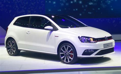 volkswagen cer 2016 auto expo 2016 volkswagen polo gti unveiled launch in