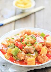 Sweet and Sour Pork with Pineapple–Gulaorou | China ...
