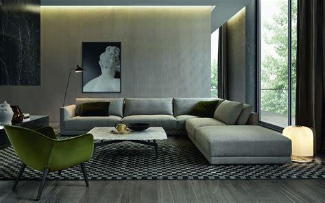 canapé flexform bagno sasso mobili furniture poliform