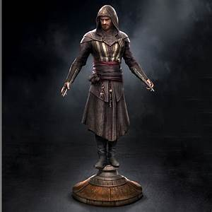 Assassins Creed Movie Aguilar Premiere Scale Statue 1