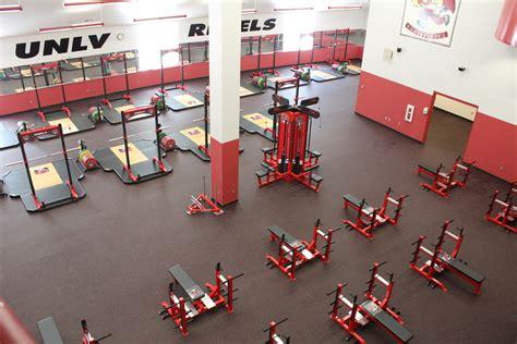 unlv football weight room las vegas nv  strength performance network