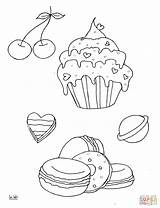 Coloring Give Muffin Mouse Muffins Cookie Printable Jawar Cupcake Moose Desery Drukuj sketch template
