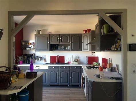 relookage cuisine notre cuisine avant apres des fourmis dans les doigts