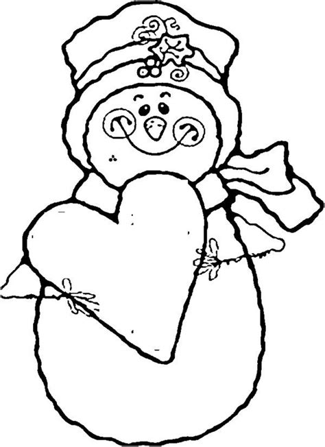 snowman coloring pages making a snowman coloring pages