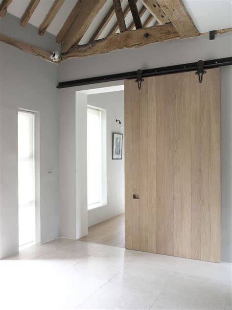 examples  barn doors  contemporary kitchens