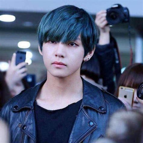 The many hair colours of BTS! ? NowKPop