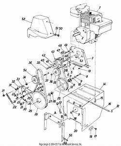 Onan 318 Engine Component Diagram