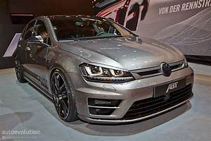 Golf R 400 : golf r goes mental with 400 hp tuning kit from abt in essen live photos autoevolution ~ Maxctalentgroup.com Avis de Voitures