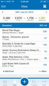 30 Days on #MyFitnessPal. Why I went back after two years ...