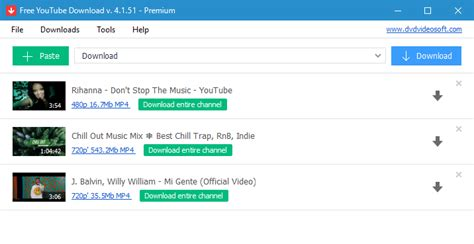 free youtube free most popular downloader for pc and mac