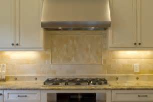 limestone backsplash kitchen chic travertine backsplash in kitchen traditional with