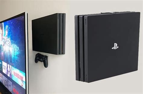 Bedroom Apple Tv by Universal Wall Mounts For Playstation Xbox Wii Apple Tv