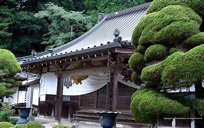 Japanese Scenery Traditional Wallpapers