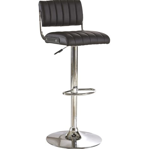 leroy merlin chaise de bar assise et base de tabouret noir leroy merlin