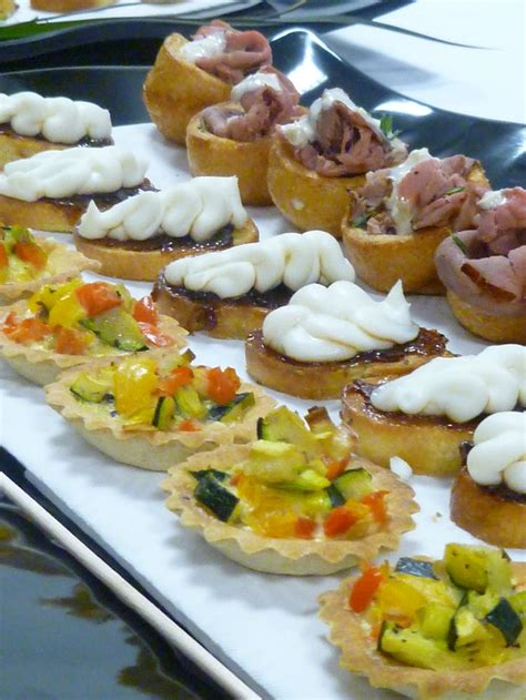 canape cups recipes 1000 images about canapes on