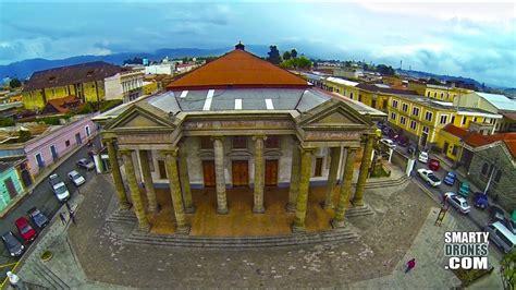 travelling quetzaltenango xela guatemala drone gopro youtube