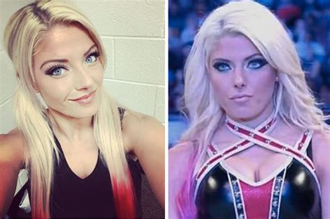Wwe Diva Alexa Bliss Nude Pics Leaked After Paige Sex