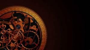 artwork, Clocks, Clockwork, Gears, Gold, Concept Art ...